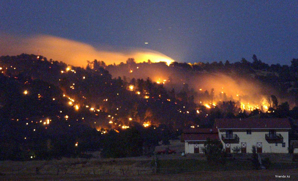 For the latest news on the wildfires please read this story SANTA ROSA Calif Fastmoving wildfires raged across Northern California on Monday