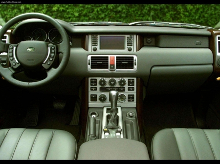 Land Rover Range Rover Wallpapers 1600x1200