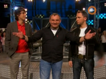 Top Gear RUSSIA! 1x1