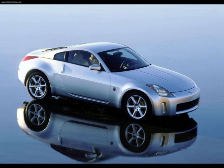 2003 Nissan 350Z Wallpapers 1600x1200