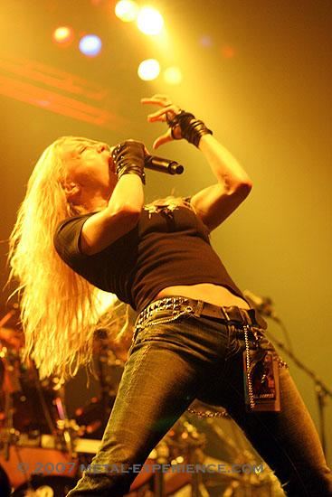 Maidens Of Metal - Angela Gossow [Arch Enemy]
