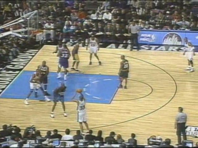 NBA All Star Game 1998