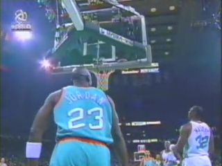 NBA All Star Game 1996