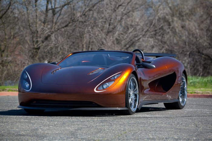 Driven - Ronn Motors Scorpion