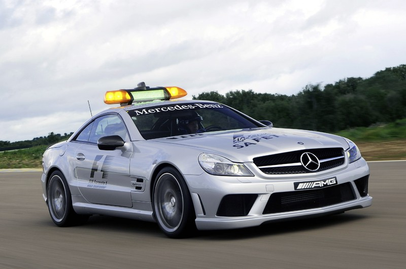 Mercedes-Benz SL63 AMG F1 2009 Safety Car