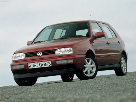 Volkswagen Golf Wallpapers 1600x1200