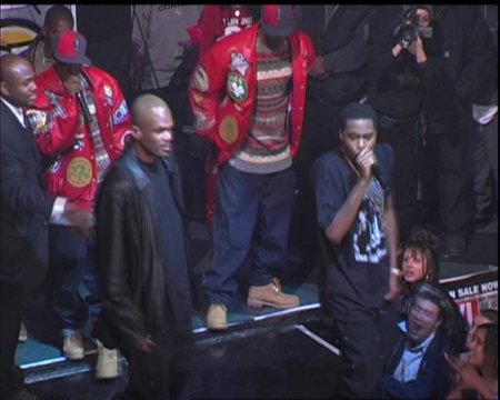 Nas - Made You Look God's Son Live