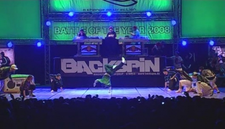 Battle Of The Year 2008 -BOTY 2008 - [2008 г., Break Dance, DVDRip]
