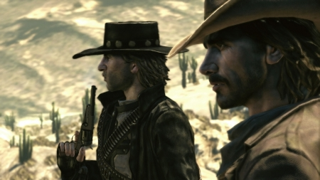 Вестерн Call of Juarez: Bound in Blood