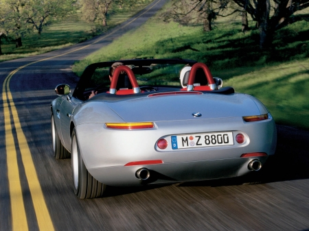 BMW Z8 Wallpapers 1600x1200