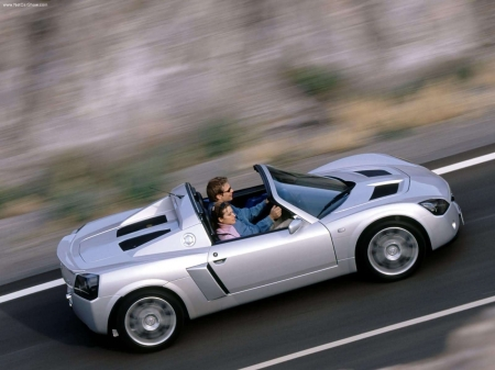 Opel Speedster Wallpapers