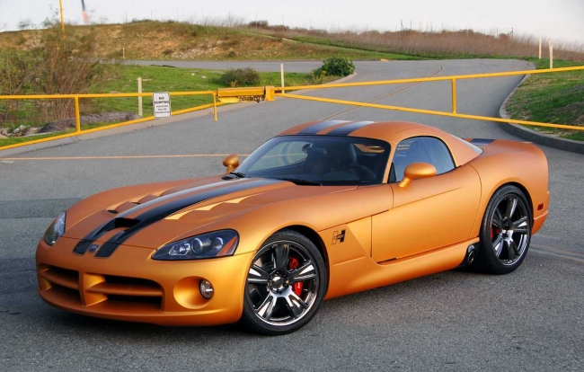 Hurst 50th Anniversary Dodge Viper