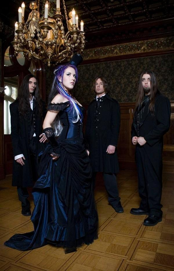 Maidens Of Metal - Alissa White-Gluz [The Agonist]