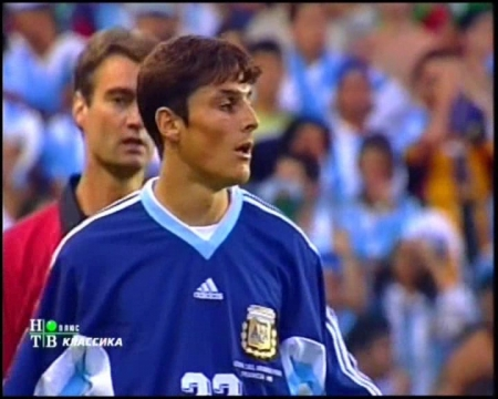 Argentina_vs_England (World Cup 1998 1/8 final)