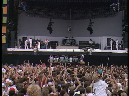 Queen Live Aid 1985 (Wembley Stadium)