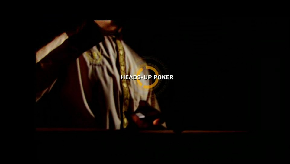 2009 National Heads Up Poker Championship (Эпизод 1) [2009 г., Покер NL Holdem, HDTVRip]