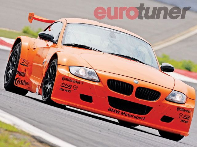 Studie AG BMW Z4 M Coupe