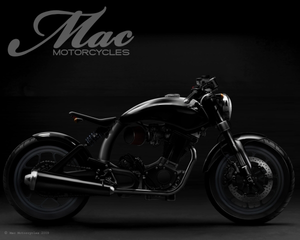 ������ ��������� Mac Motorcycles