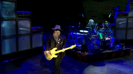 ZZ Top / Live From Texas (2008) BDRip