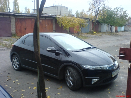 Honda civic 5d 1.8 mt