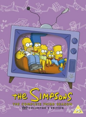 The Simpsons 1-17 Seasons