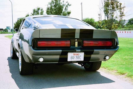 1967 Ford Mustang Shelby GT500 Custom