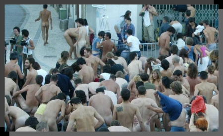 ���������� �� �� Spencer Tunick (������� ������)