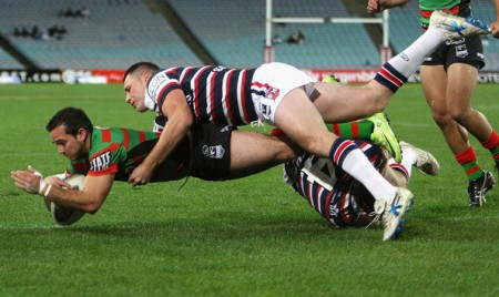 �����!!!! 20-� ��� NRL Roosters v Rabbitohs