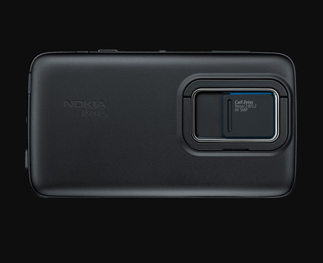 Nokia N900 Maemo User Interface