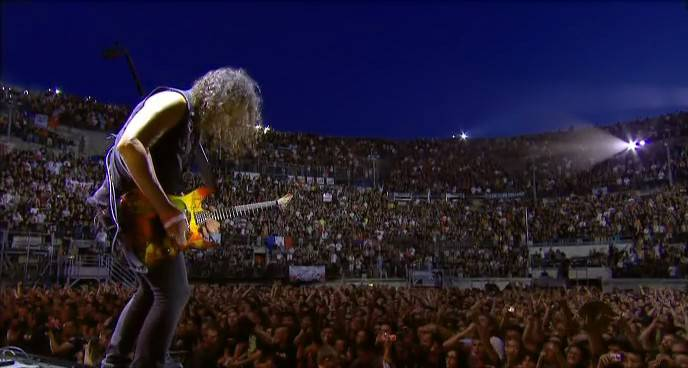 Metallica - World Magnetic Tour 2009 HDTVRip