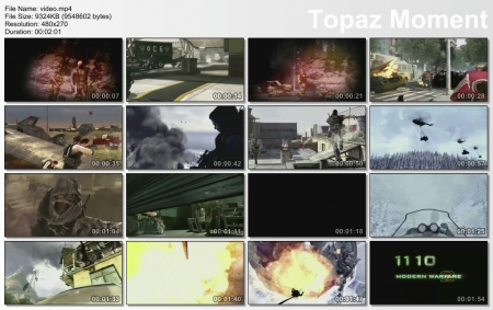 Call of Duty Modern Warfare 2 Reveal Trailer