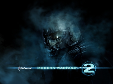 Обои Call of Duty ModernWarfare 2