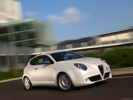 2010 Alfa Romeo MiTo 1.4 MultiAir Wallpapers 1600x1200
