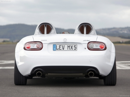 2009 Mazda MX-5 Superlight Concept Wallpapers 1600x1200