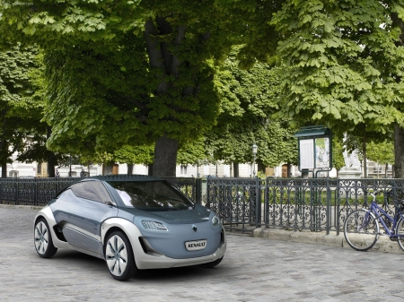 2009 Renault Concept Cars Wallpapers 1600x1200