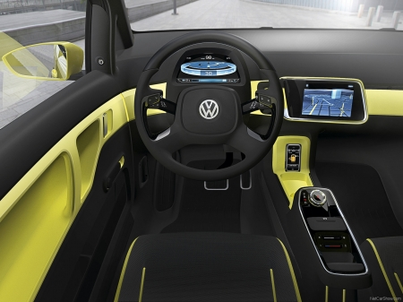 2009 Volkswagen E-Up Concept Wallpapers 1600x1200