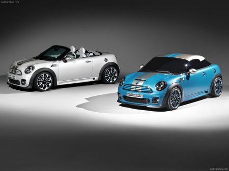 2009 Mini Roadster Concept Wallpapers 1600x1200