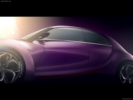 2009 Citroen REVOLTe Concept Wallpapers 1600x1200