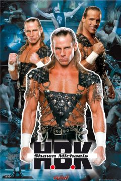 WWE - The Shawn Michaels Story - Heartbreak Triumph [3 Discs] / WWE (2007) DVDRip