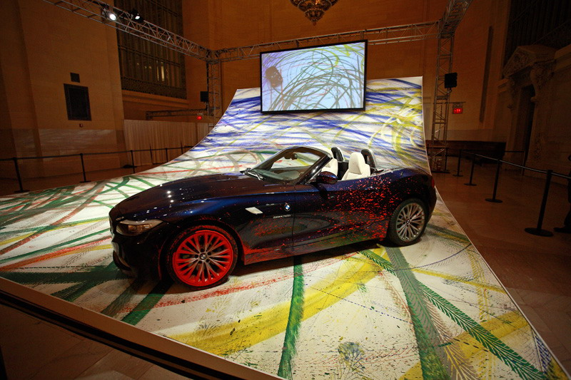 BMW Art Car World Tour