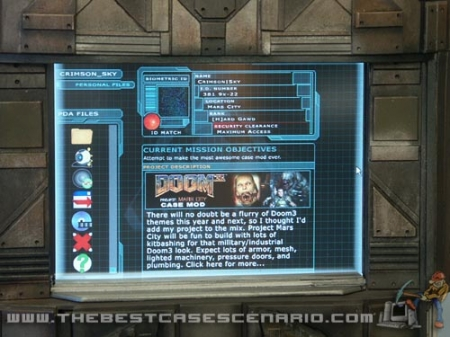 Doom3: Project Mars City Worklog