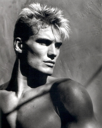 Male by Greg Gorman photography