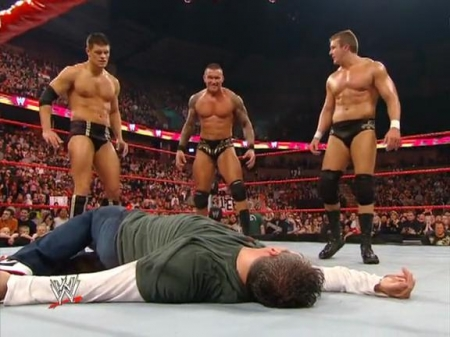Best of RAW 2009 / WWE Best of RAW 2009 (2010) DVDRip