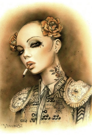 The Art of Brian M. Viveros