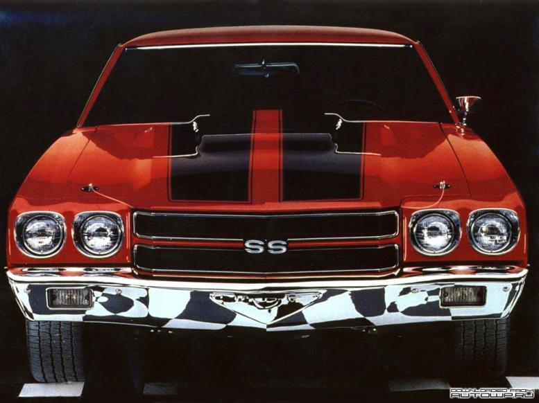Muscle Cars:Chevrolet Chevelle