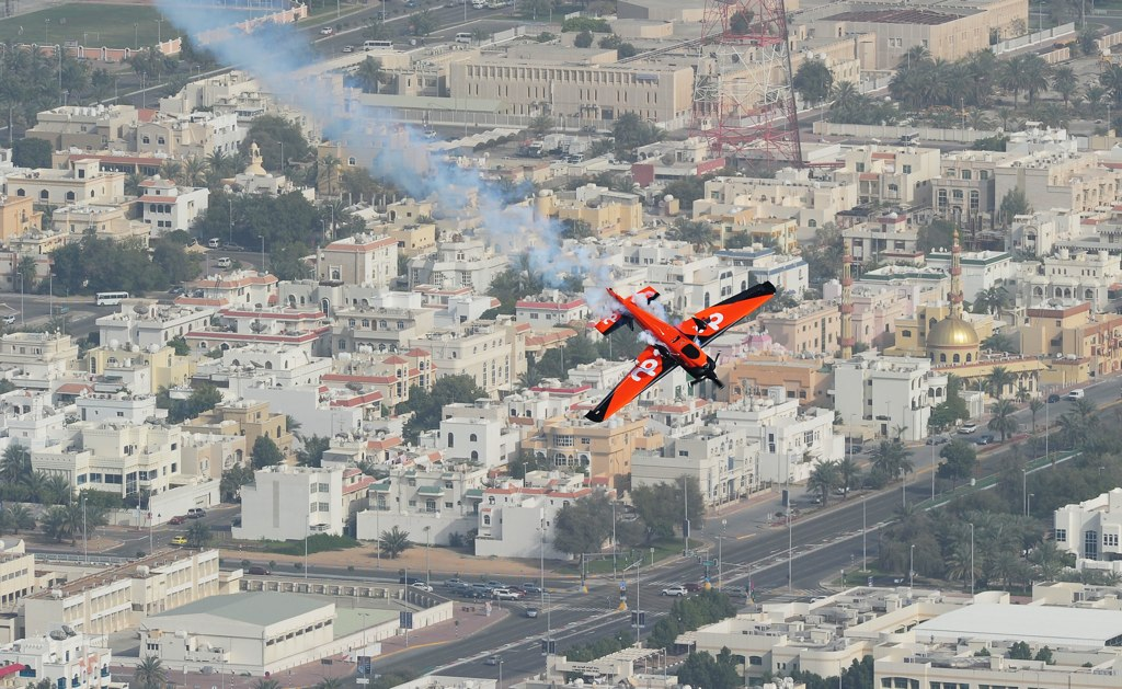 "Abu Dhabi ""Red Bull Air Race"""