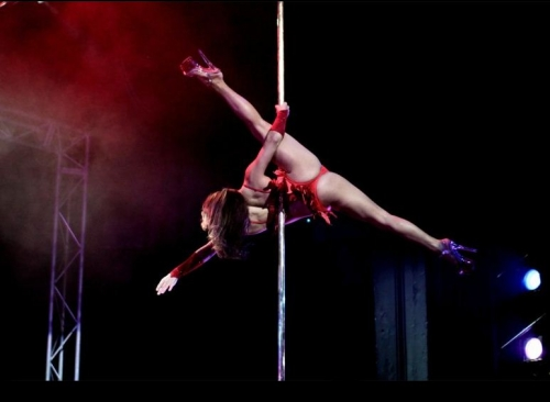 Miss Pole Dance Australia 2010
