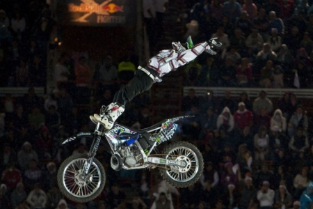 "Шоу ""Red Bull X-Fighters 2010"""