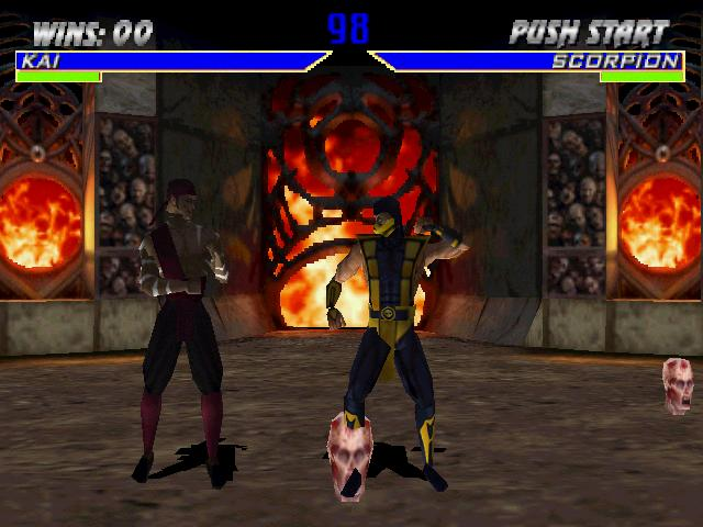 Mortal Kombat 4 for PC