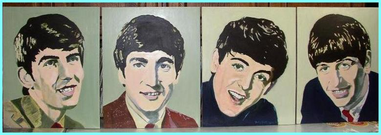 Beatles-Art